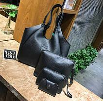 Набор женских сумок 4в1 на каждый день, фото 2