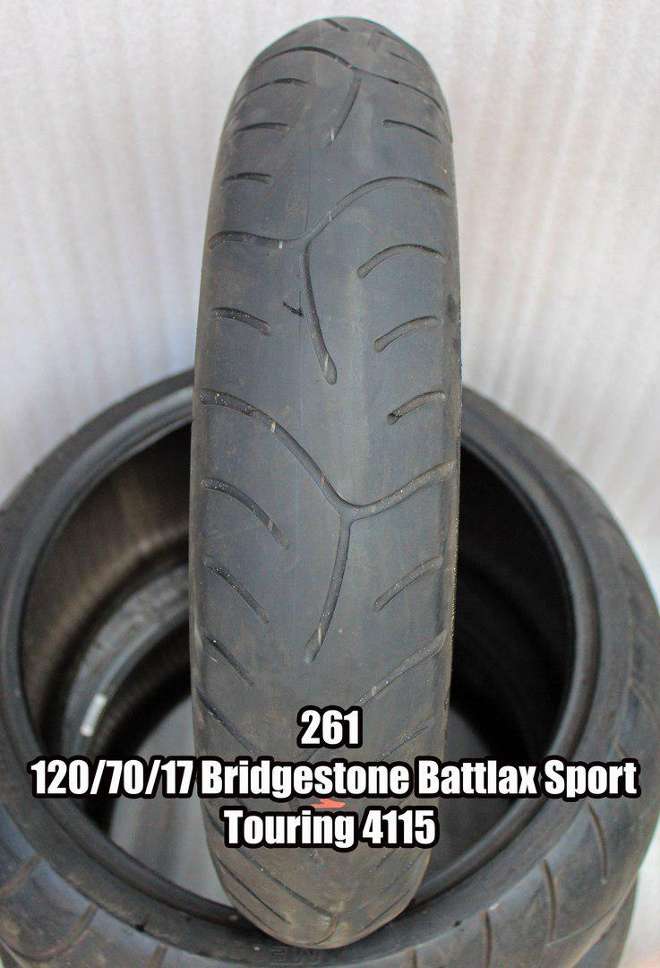 Резина Bridgestone Battlax Sport Touring