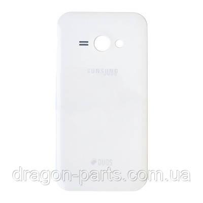 Задняя крышка Samsung J110 Galaxy J1 Ace белая/white , оригинал GH98-37932A