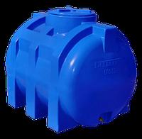 Ёмкость для воды 500 л горизонтальная двухслойная Ротоевропласт