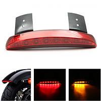 Мотоцикл Fender Edge LED Сигналы поворота заднего хвостового фонаря для Harley Sportster XL883 1200