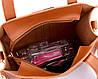 Модная аккуратная сумка на каждый день, с помпоном, фото 5