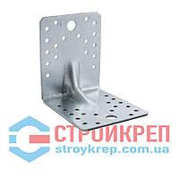 Уголок крепежный усиленный KPW-10, 65х65х90х2,5