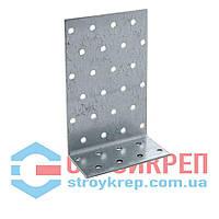 Уголок крепежный асимметричный KK-1, 40х200х40х2,0