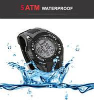Часы рыбацкие барометр Sunroad FR702A водонепроницаемость 5АТМ