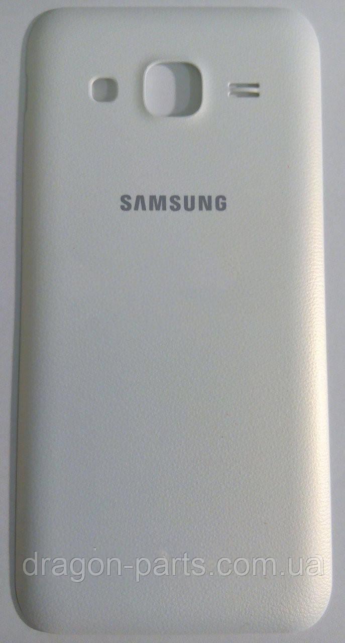 Задняя крышка Samsung J200 Galaxy J2 белая/white , оригинал GH98-38239A