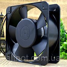 Корпусной вентилятор 150х150х50мм.  RF15050  220В. 38Вт.
