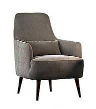 Кресло с высокой спинкой и высоких ножках RAY фабрика Ditre Italia (Италия)