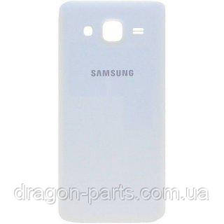 Задняя крышка Samsung J500 Galaxy J5 белая/white , оригинал GH98-37820A