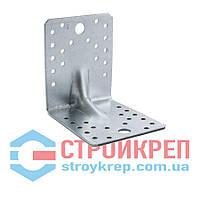 Уголок крепежный усиленный KPW-4, 105х105х90х2,5