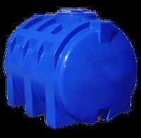 Ёмкость пластиковая Рото Европласт 1000 л горизонтальная