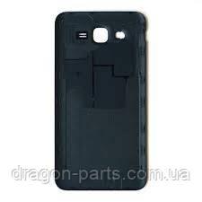 Задняя крышка Samsung J700 Galaxy J7 черная/black , оригинал GH98-37384C, фото 2