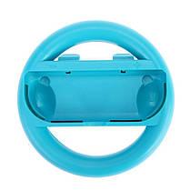 Чехол-руль для джойстика Nintendo Switch (синий), фото 3