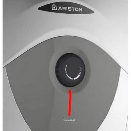 Накопительный водонагреватель Ariston ANDRIS RS 10/3 с подключением над мойкой, фото 2