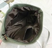 Большая вместительная сумка для модных девушек, фото 2