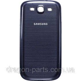 Задняя крышка Samsung I9300 Galaxy S3 Titan Gray , оригинал GH98-23340F