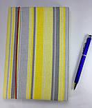 Блокнот ручної роботи красива обкладинка з вишивкою, фото 2