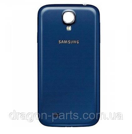 Задняя крышка Samsung I9500 Galaxy S4 голубая/blue , оригинал GH98-26755C, фото 2