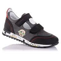Кроссовки для мальчика Tutubi 11.2.197 темно-серые