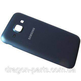 Задняя крышка Samsung J100 Galaxy J1 голубая/blue , оригинал GH98-36089B, фото 2