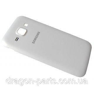 Задняя крышка Samsung J100 Galaxy J1 белая/white , оригинал GH98-36089A, фото 2