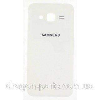 Задняя крышка Samsung J320 Galaxy J3 белая/white , оригинал GH98-38690A, фото 2