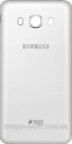 Задняя крышка Samsung J510 Galaxy J5 2016 белая/white , оригинал GH98-39839C