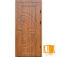 """Входные двери на улицу Греция серии """"Премиум"""" (дуб золотой), фото 1"""