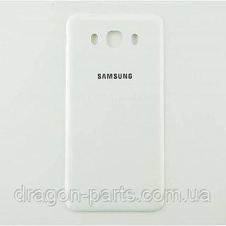 Задняя крышка Samsung J710 Galaxy J7 белая/white , оригинал GH98-39699C, фото 2