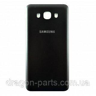 Задня кришка Samsung J710 Galaxy J7 чорна/black , оригінал GH98-39699B, фото 2