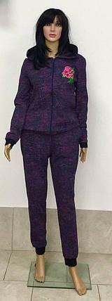 Костюм Роза с вышивкой на баечке, фото 2