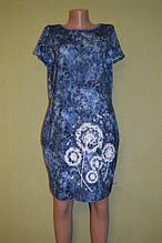 Женское платье с карманами Одуванчик