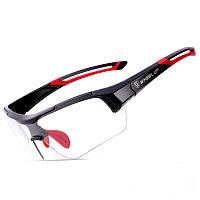 WHEELUP Фотохромный Очки Спортивная одежда для спортивного отдыха Лен Солнцезащитные очки Ветрозащитные очки