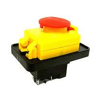Кнопка-выключатель тст-н бетономешалки, промстанка