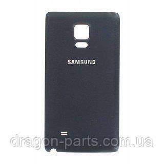 Задняя крышка Samsung N915 Galaxy Note Edge  черная/black , оригинал GH98-35658B