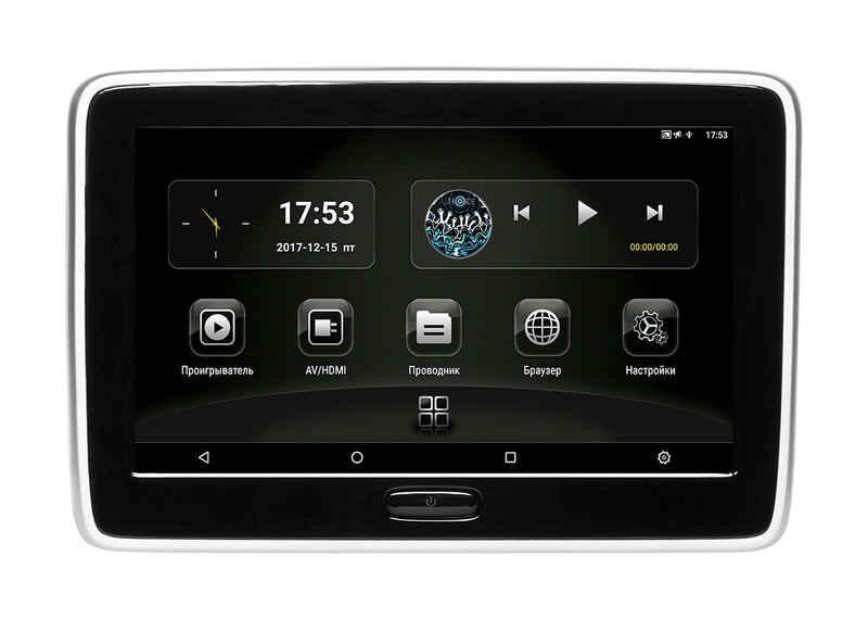 Монітор на підголовник Incar CDH-105 BL Android