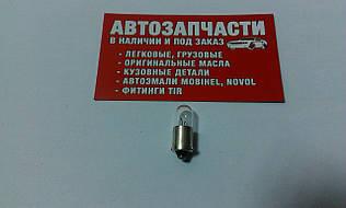 Лампа 12V 4W 1 контакт пр-во Narva