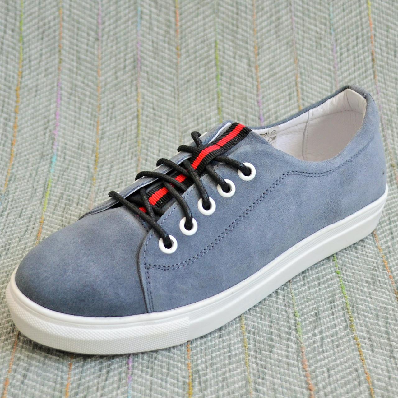 Замшевые туфли мокасины унисекс, Mida размер 38 40 41