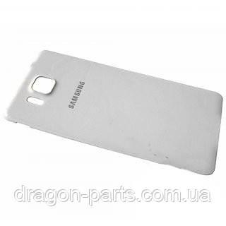 Задняя крышка Samsung G850 Galaxy Alpa белая/white , оригинал GH98-33688D, фото 2