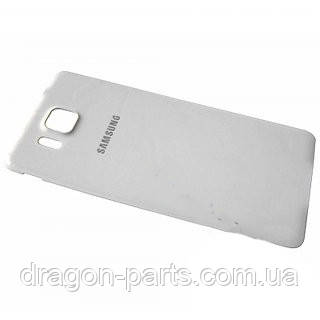Задняя крышка Samsung G850 Galaxy Alpa белая/white , оригинал GH98-33688D