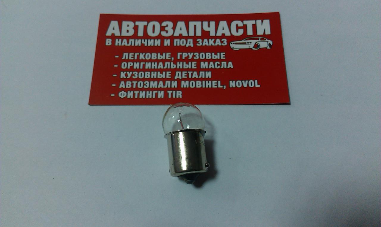 Лампа 12V 5W 1 контакт пр-во Китай
