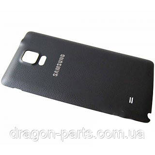 Задняя крышка Samsung N910C GALAXY Note 4 черная/black , оригинал GH98-34209B, фото 2