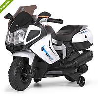 Детский мотоцикл M 3625 EL-1 BMW K 1300 кожаное сиденье ***