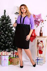 Платье  женское нарядное, размер 58-60