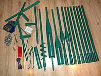 Ручной профессиональный бур до 10 метров и диаметром 100 мм