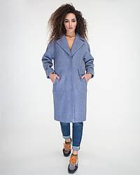 Пальто женское демисезонное  1300, 42-56