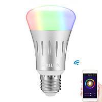 ARILUX® E27 8W RGB+White Умная Светодиодная Лампочка Dimmable Smart WIFI Светодиодный Лампа работает с Amazon Alexa Echo AC85-265V