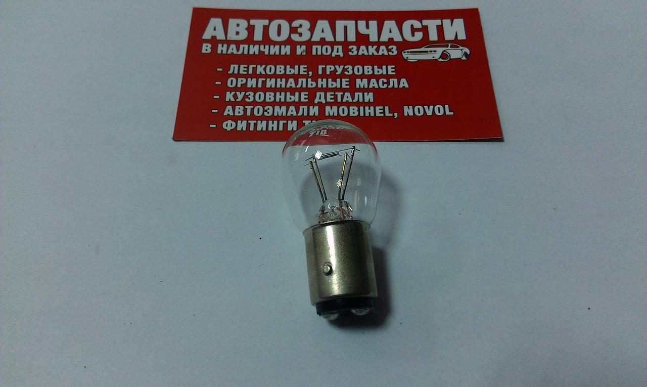 Лампа 12V 21-5W 2 контакта Osram