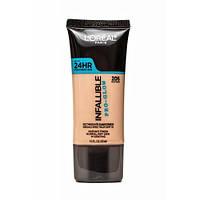 Тональный крем для лица L'Oreal Infallible Pro-Glow 24HR Foundation 30 ml