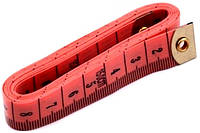 Сантиметровая лента (150см) сантиметровые ленты для шитья, фото 1
